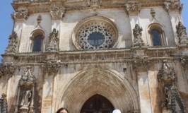 Alcabaca Monastery external
