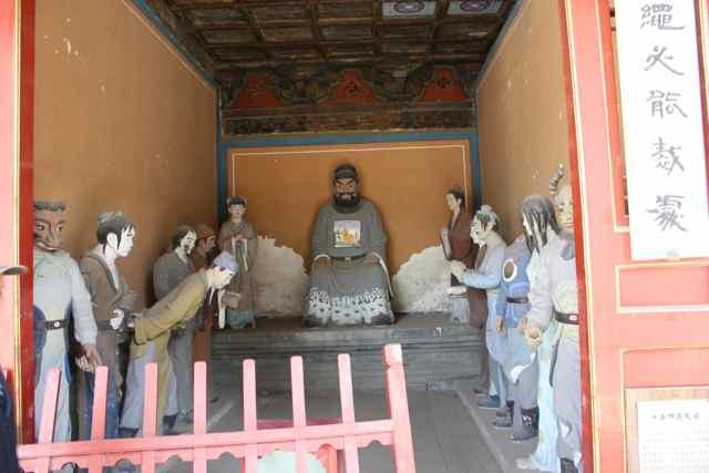 Dong Yu Temple Beijing
