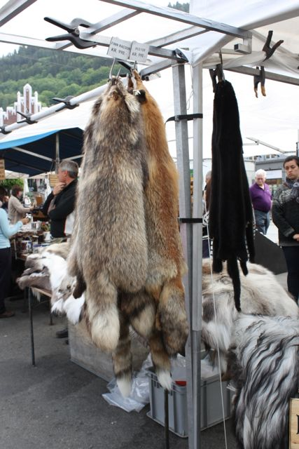 pelts for sale in Bergen Norway