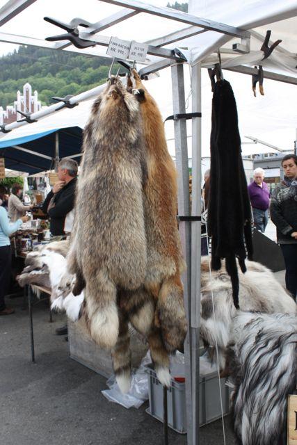 pelts for sale in Bergen Norway