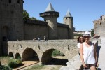 Carcassonne, Is This Medievel French City Named for A Pig?