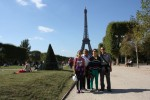 Photos: A Visit Up the Eiffel Tower, Paris France