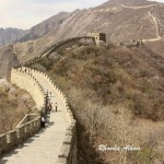 Great Wall of China – A Walking Adventure ~ #AtoZ AmaZing Photos