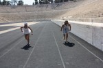 Olympic Stadium in Athens