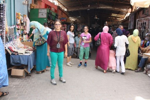 Taroudant markets
