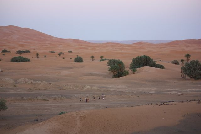 Merzouga desert photo