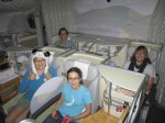 Photo Tour of on Emirates A380 Business Class – In Air from Beijing to Dubai