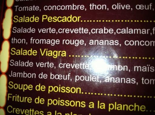 viagra salad