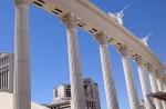 Visitng Caesars Palace in Las Vegas