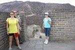 We Climbed the Great Wall of China!