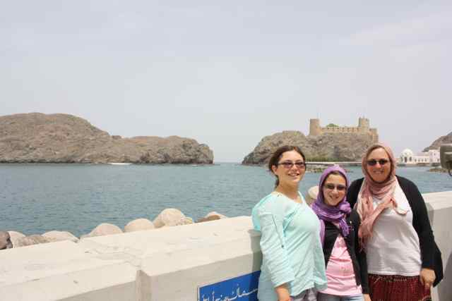 Al Jalali Fort Muscat