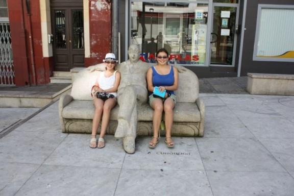Funny Photos from La Coruña, Spain