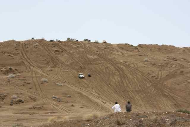 muscat sand dunes