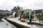 The Guggenheim is the Highlight of Bilbao Spain