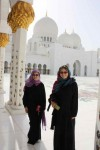 Abu Dhabi: Grand Mosque, Other Highlights, and Driving Tips