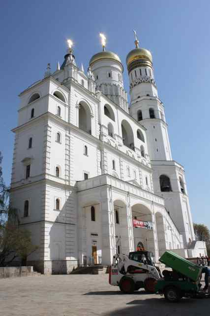 church in the Kremlin
