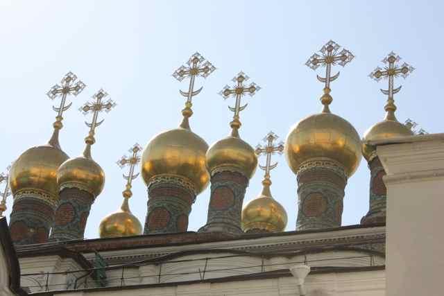 in the kremlin