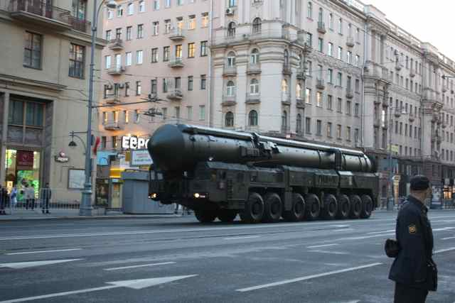 russian ICMB