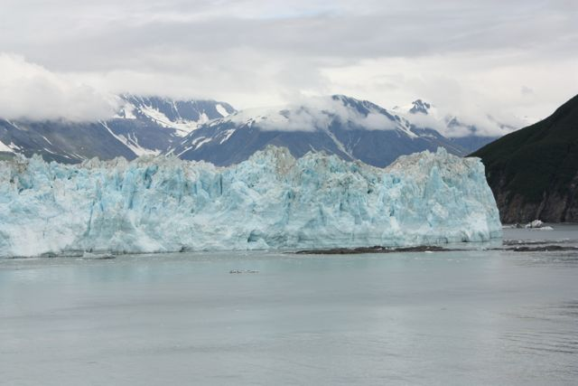Hubbard Glacier seen from the NCL Sun
