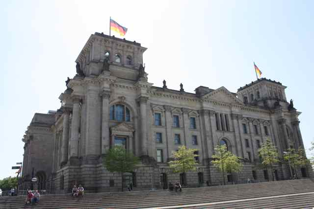 The Reichtstag