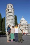 Pisa Italy: Climbing the Leaning Tower and Visiting the Cathedral