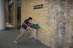 Finding Platform 9 3/4 – Searching For Harry Potter In London