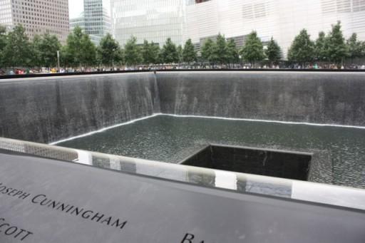 911 Memorial in New York City
