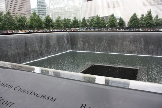 911 Memorial in New York City
