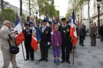 Arc de Triomphe, Military and a Parade