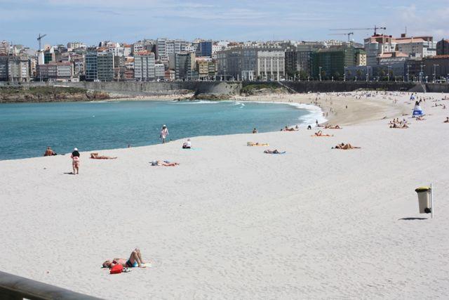 Razor beach