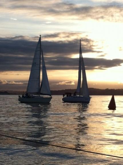 Ladies Yacht Racing