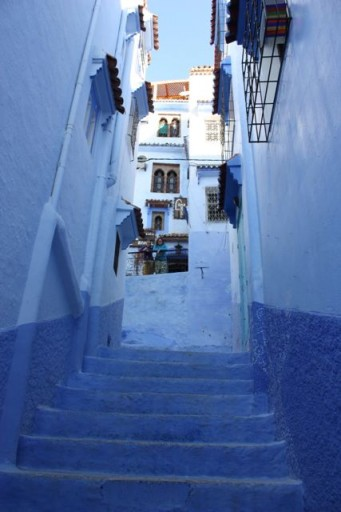 Chefchaouen Really Is A Blue City In Morocco