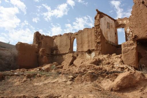 Ruins in Taroudant Morocco