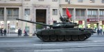 Photos: Russian Tanks, Missiles and ICBM On The Street in Moscow