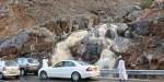 Desert floods in Oman