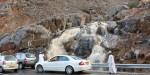Desert Floods in Oman ~ #AtoZ AmaZing Photos