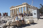 Acropolis, Temple of Zeus, and Other Sights in Athens Greece