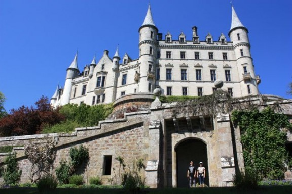Dunrobin Castle - On the list of Travel Tips for the UK and Ireland