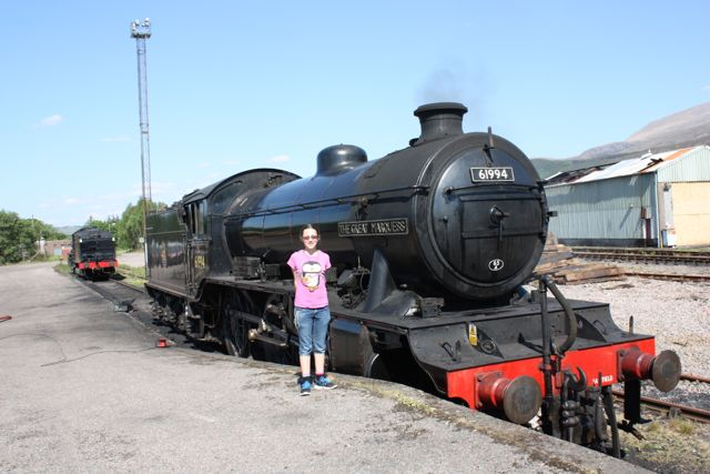 hogwarts express train many harry potter attractions
