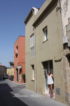 Our home exchange house in Palamos Spain