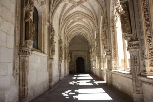 Monestary of San Juan de los Reyes, in Toledo Spain