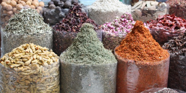 spice markets in Dubai