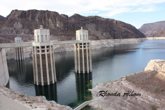 Water Intake for Power Generation at Hoover Dam