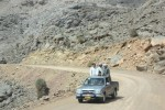 Standing in a Truck –  A Different Way To Travel In Oman