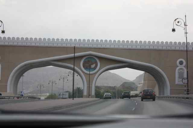 oman bridge