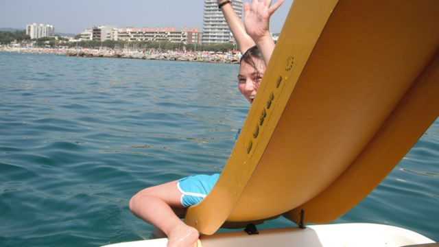 A Week of Watersports in Costa Brava, Spain