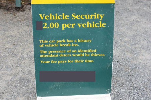 vehicle security