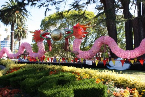 Chinese Lantern Festival in Auckland
